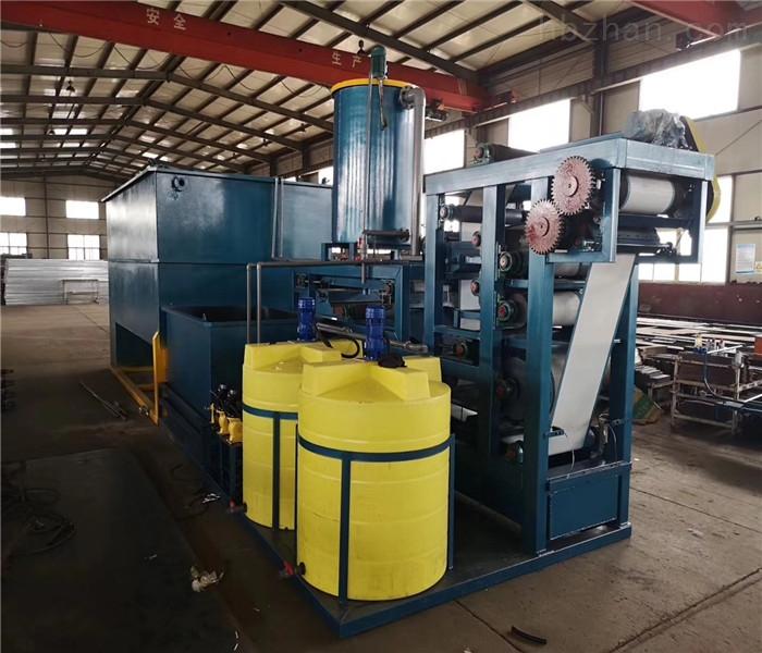 造纸带式污泥压滤机 污泥脱水设备价格低