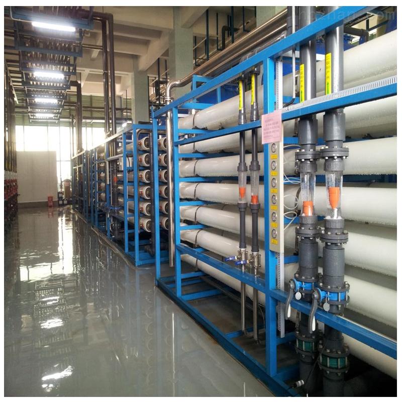 廠家直銷ro反滲透膜凈水edi超純水設備系統