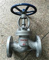 鑄鋼法蘭截止閥J41H