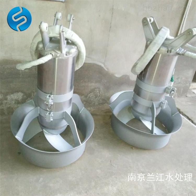 QJB4/6-320/3-960高效潜水搅拌机