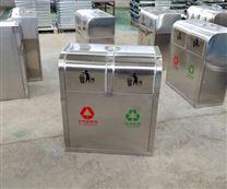 推盖垃圾桶 防臭密封户外垃圾箱 公共果皮箱