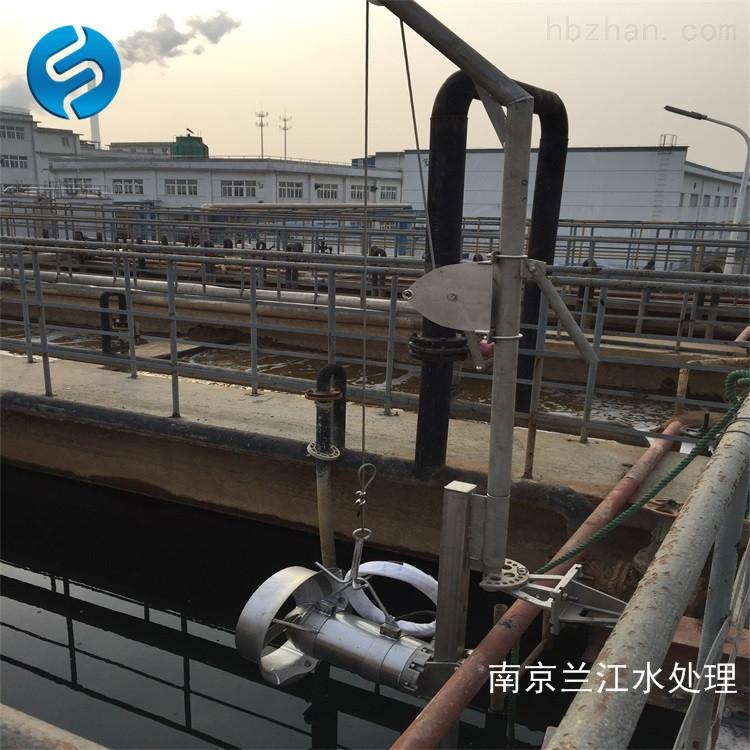 QJB026污水搅拌机选型