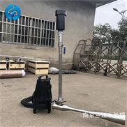 南京兰江射流曝气机出厂运行效果