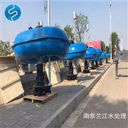 QFB浮筒曝气机安装运行