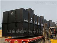BDD豆制品工业污水处理设备
