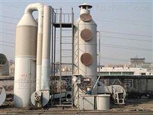 宿迁铸造厂废气处理环保设备喷淋塔厂家直销