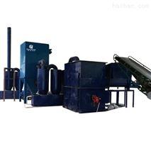 垃圾填埋場整治規劃使用 固廢垃圾 熱解氣化