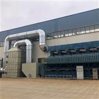 工业-喷漆涂装废气处理