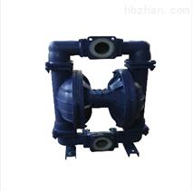 衬四氟防腐气动隔膜泵