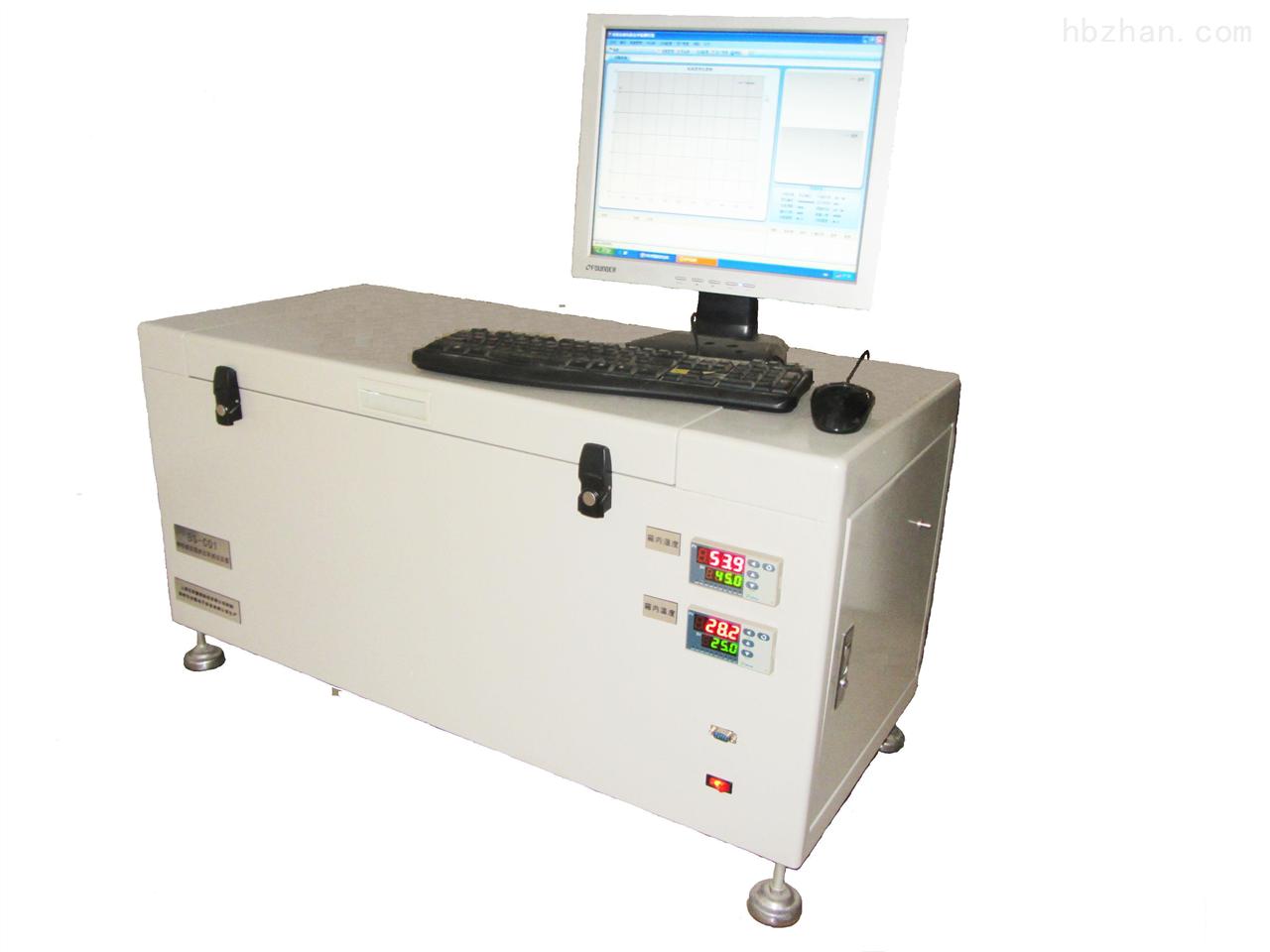 BS-C01材料表面氡析出率檢測裝置