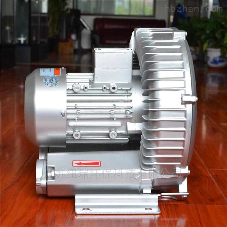 低噪音旋涡鼓风机*2.2KW高压风机