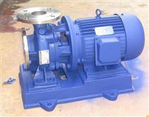 防爆不鏽鋼臥式管道泵