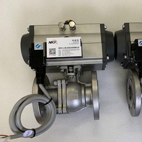 气动球阀Q641F-150LB