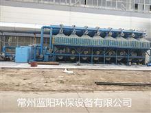 定制徐州钢结构喷漆房废气处理设备