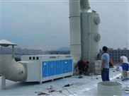 烤漆房臭气治理方案烤漆废气处理设备厂家