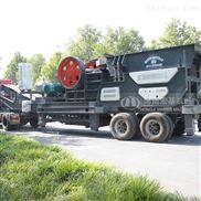 建筑垃圾回收粉碎设备,移动破碎机那里有卖