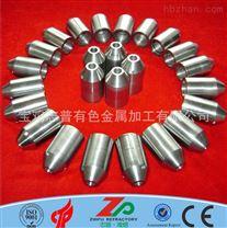 钼籽晶夹头定制单晶炉高温钨钼配件钼加工件