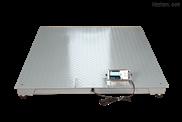 亚津碳钢单层电子小地磅 P771A系列