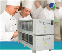 旭康环保--商用厨房静电式油烟净化器
