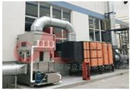 中型蘸火离心式油烟净化系统