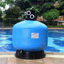 泳池过滤器石英砂的选用
