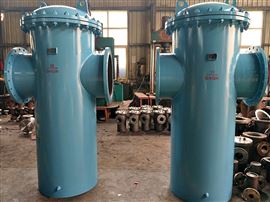 大口徑碳鋼籃式過濾器