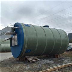 污水提升泵站安庆污水处理设备 一体化预制泵站制造公司