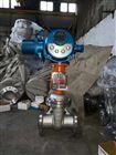 氧气专用不锈钢电动闸阀