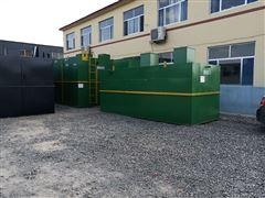 泰兴市养殖废水一体化污水处理设备
