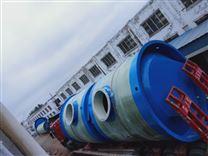 屠宰场废水处理一体化预制泵站厂家