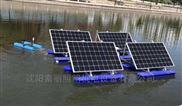 厂家直销太阳能推流曝气机 增氧机 水体治理