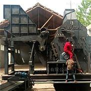 安阳1750型易拉罐团球机废钢破碎机志庆现货