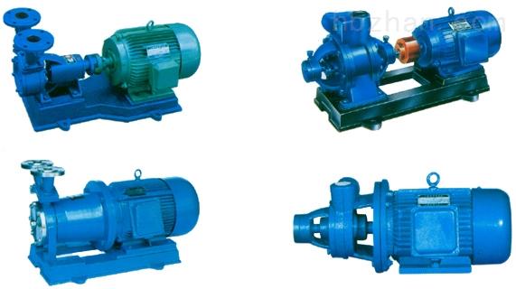 W型旋渦泵