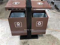 沙坪坝垃圾桶批发供应 楼盘小区新款垃圾箱