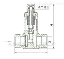 TB3F TB5F TB6F TB11F温度型疏水阀