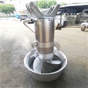 缺氧池低速推流潛水攪拌器