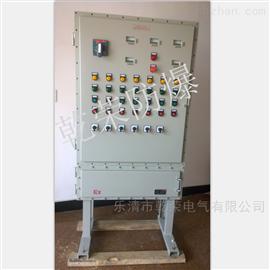 PXK控制水泥厂防爆电源柜