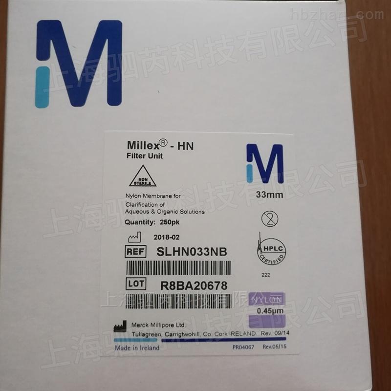 密理博Millex-HN针头过滤器 SLHN033NB