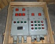 污水泵防爆就地按钮箱/防爆操作柱