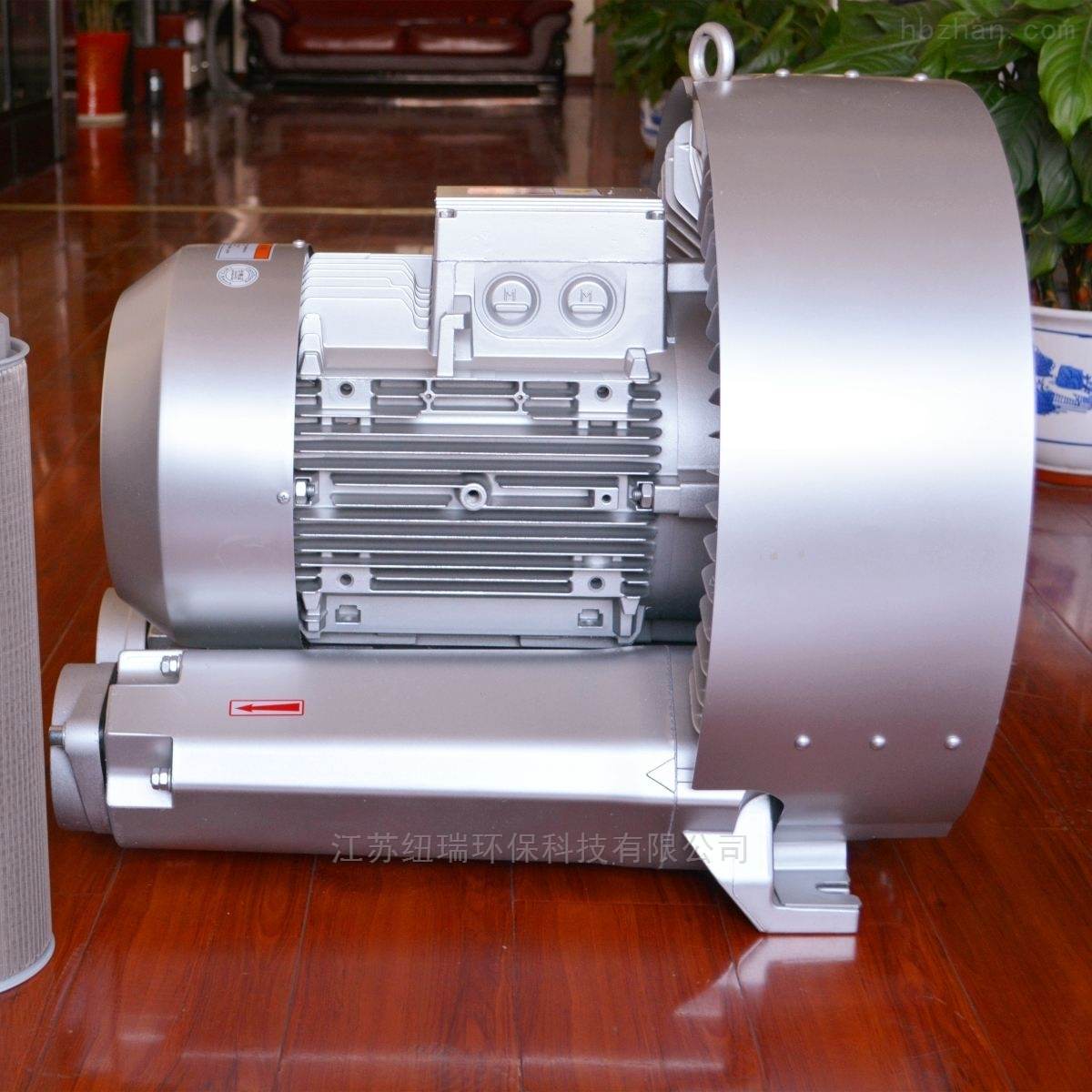 RH清洗设备专用旋涡高压风机3kw