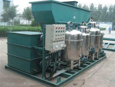 含油污水处理设备价格