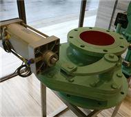 BZ643TC气动陶瓷摆动式进料阀