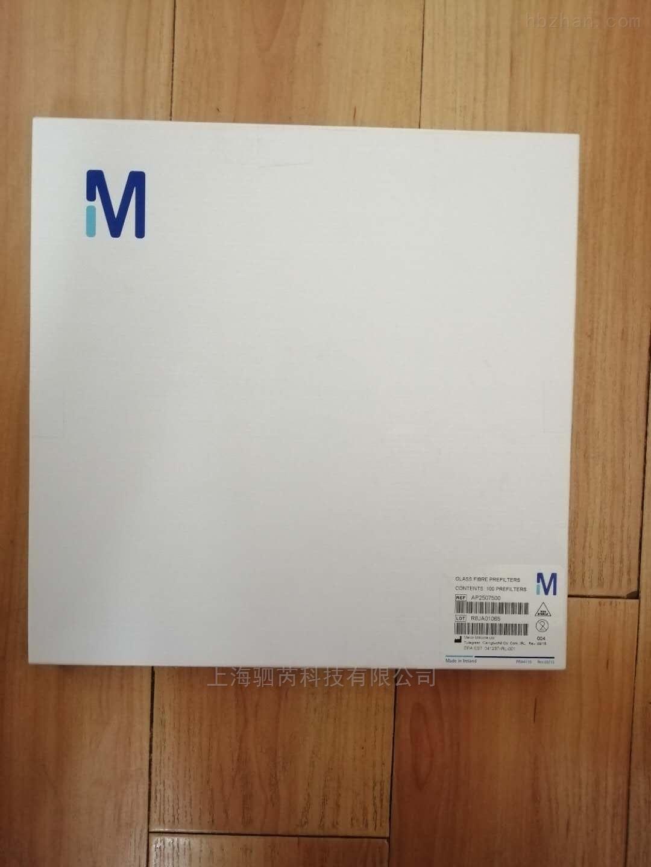 密理博含粘结剂玻璃纤维滤膜AP2507500