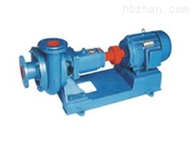 100PWF-125PWF型耐腐蚀污水泵