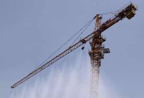 湖州塔吊喷淋系统帮助建筑工程绿色施工