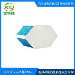 六邊形烘干能量回收熱交換芯體