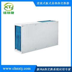 長方形  XTJ 400*150長方形板式散熱交換芯體