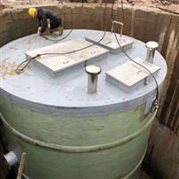 智能一体式预制泵站