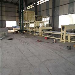 全自动新型砂浆岩棉复合板生产线