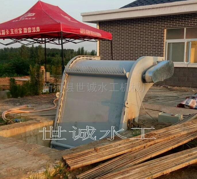 泵站用清污机好操作、噪音低